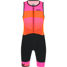 Santini Ferox SL Trisuit Men, atomic orange
